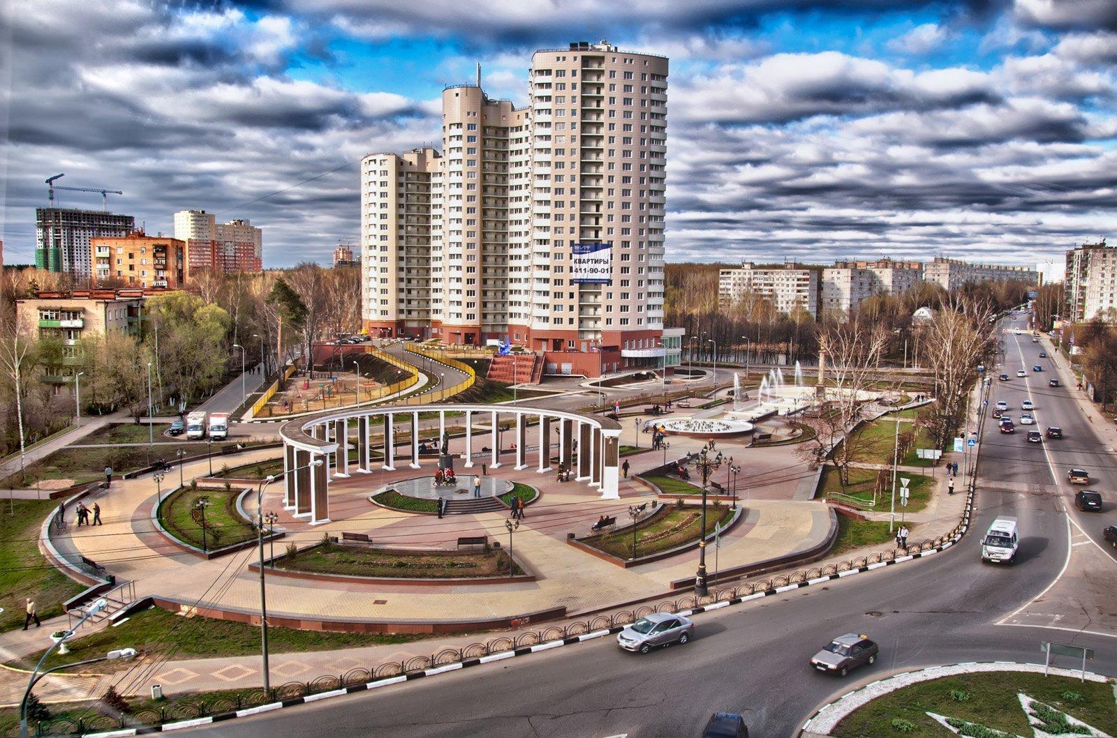 Работа курьером в Пушкино